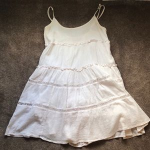 O'Neill white dress